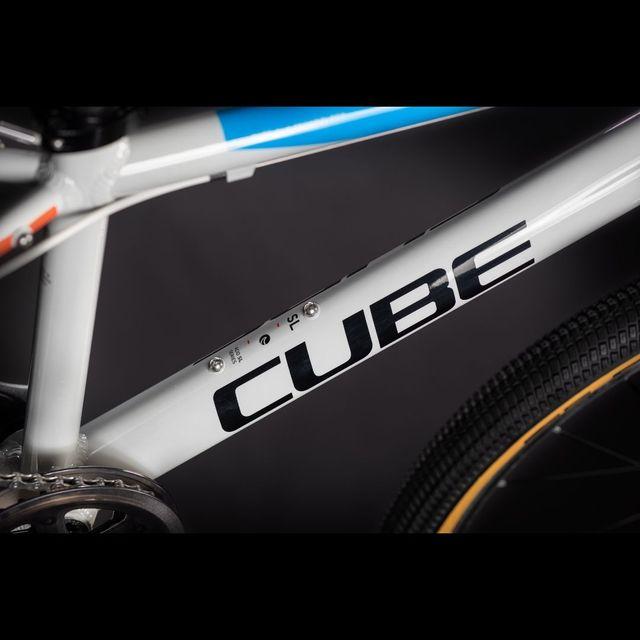 CUBE Acid 240 SL 2021 lastenpyörä